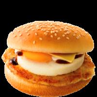 Chicken Egg Burger