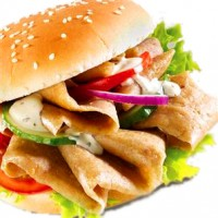 Double Burger Doner Mix