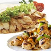 Special Chicken & Chicken Doner Mix Kebab