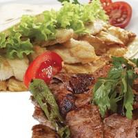 Chicken Doner & Lamb Doner Mix Kebab