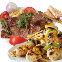 Chicken & Doner Mix Kebab