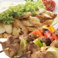Chicken Doner & Shish Mix Kebab