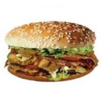 Special Burger Doner Kebab