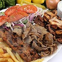 Ken's Special Belly Buster Kebab