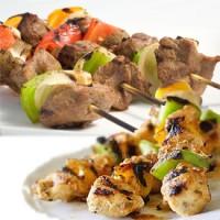 Shish & Chicken Mix Kebab
