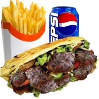 Kofte Kebab Meal