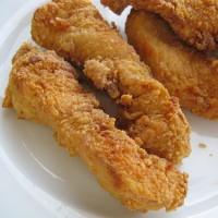 Crispy Chicken Fillet Strips