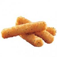 Breaded Mozzarella Sticks